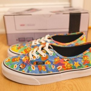 Vans Authentic Nintendo